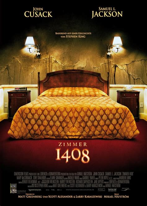 Zimmer 1408 - Film 2007 - Scary-Movies