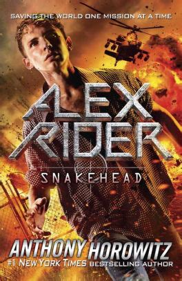 Snakehead (Alex Rider Series #7) by Anthony Horowitz