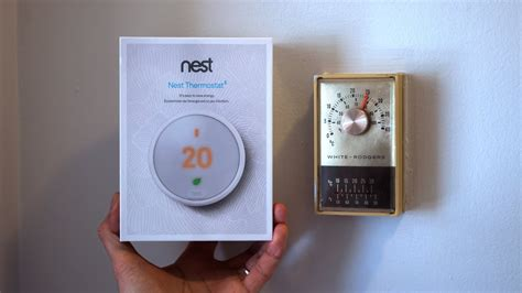 Nest Thermostat E Install (Replacing old 2 wire thermostat