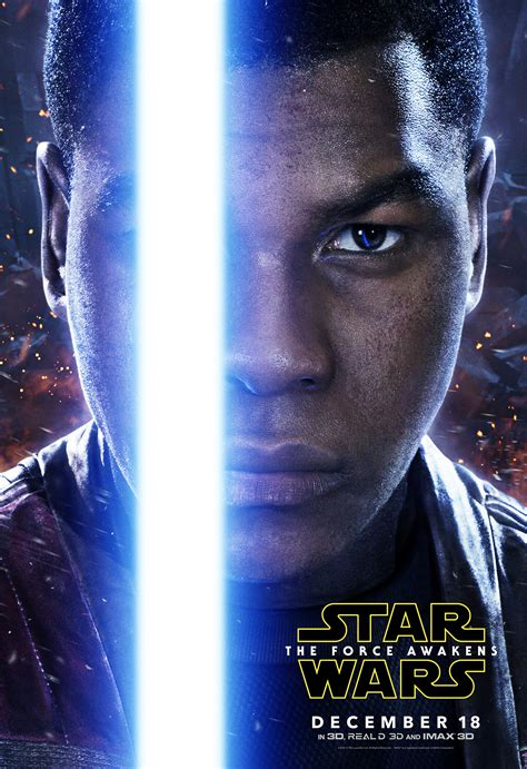 "New ""Star Wars: The Force Awakens"" Movie Posters Revealed"