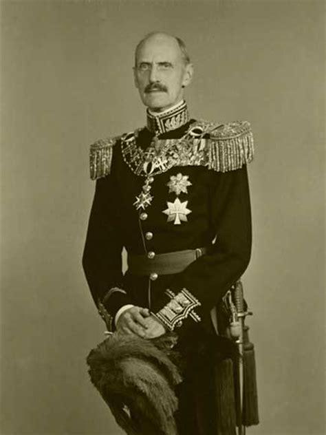 King Haakon VII - The Royal House of Norway