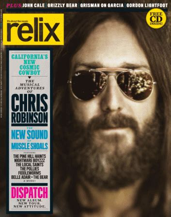Chris Robinson Sits In With Les Claypool, Plays Terrapin