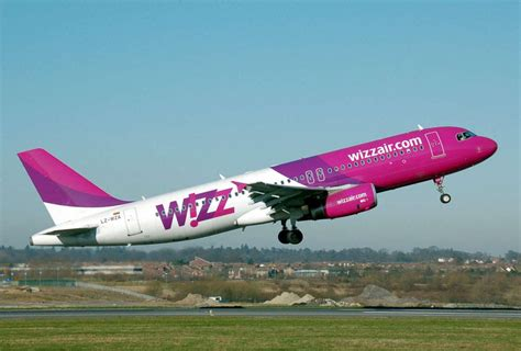 Wizz Air Opens New Base in St