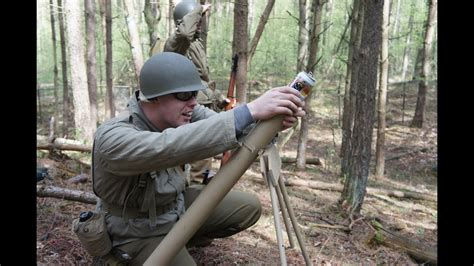 WW2 Airsoft skirm: The Bloody Gulch - The Valley 27apr2013