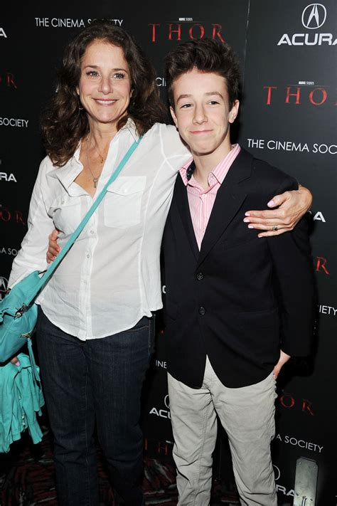 Debra Winger Photos Photos - The Cinema Society & Acura