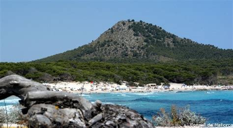 Online guide to the best beaches in Mallorca island