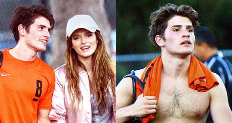Gregg Sulkin Shows Off Ripped Abs at Soccer Game With