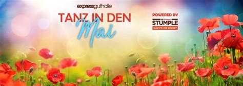 Party - Tanz in den Mai - Expressguthalle in Villingen