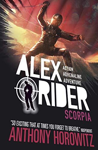 Shop - Anthony Horowitz | Author | Alex Rider | Sherlock