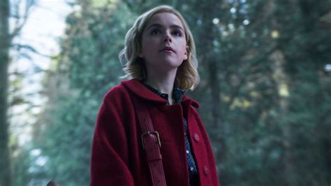 First Photos of Kiernan Shipka as Sabrina the Teenage