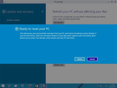 Recover Files after Windows 10 reset - EaseUS