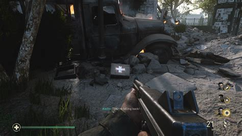 CoD WW2 Single Player Campaign Guide, Heroic Actions | USgamer