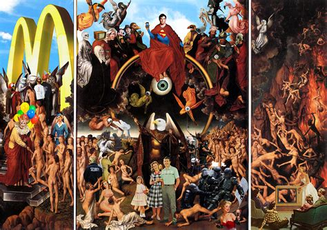 The Last Judgment on Behance