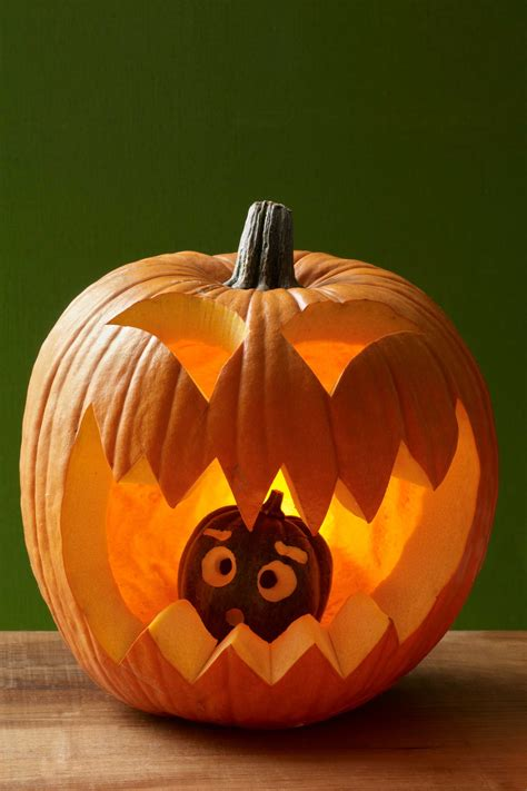 59 Pumpkin Carving Ideas for Halloween That Show Off Your