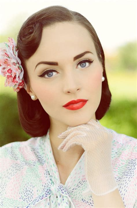50's Makeup | HubPages