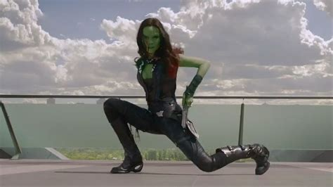 'Guardians Of The Galaxy' Preview Features A Ton Of Badass