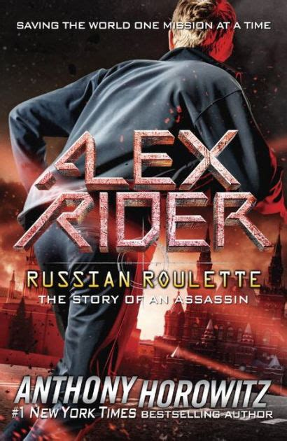 Russian Roulette: The Story of an Assassin (Alex Rider