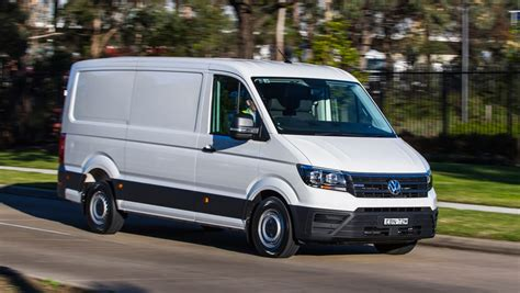 Volkswagen Crafter 4Motion 2020 pricing and spec confirmed
