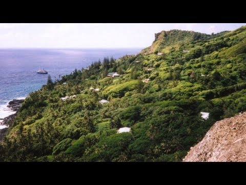 The People of Pitcairn Speak - YouTube
