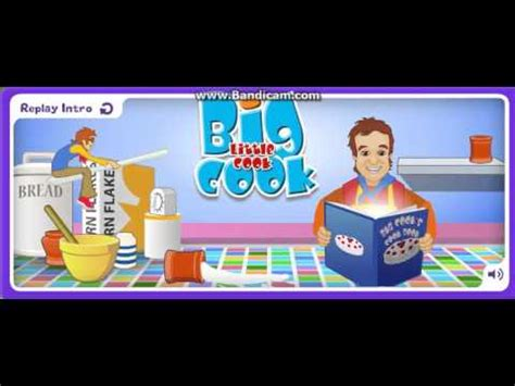 Big Cook Little Cook (2009) - YouTube