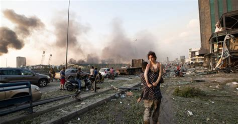 Aftermath Photos From Beirut's Massive Explosion | Time