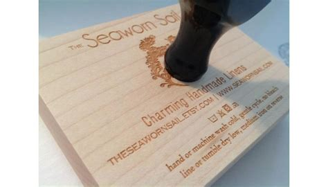 Custom Art Rubber Stamps | Wooden Stamps in 60+ Sizes