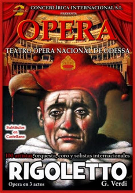 Aria of The Month   Opera