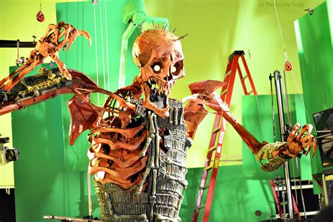 See Kubo And The Two Strings' Giant Skeleton Come To Life
