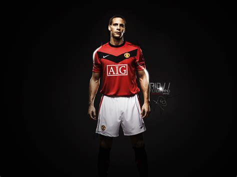 Rio Ferdinand | Manchester United Wallpaper
