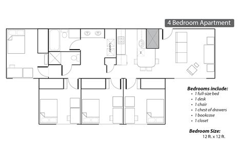 Commons Apartments - Campus Living