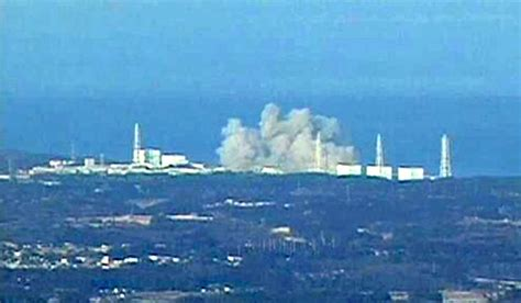 Race to cool nuclear plant damaged in Japan earthquake and