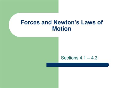 Newtons laws of motion jacie andrews by jacie andrews