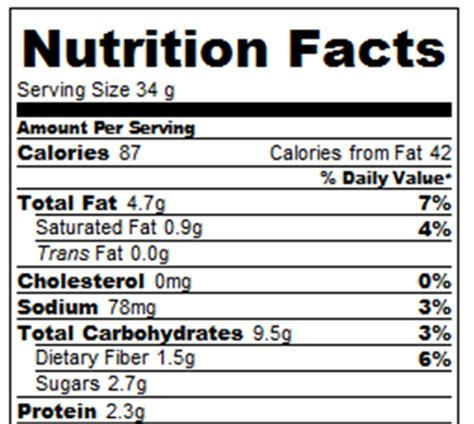 Cherry Granola Bars: Nutrition Facts – Chocolate Covered Katie