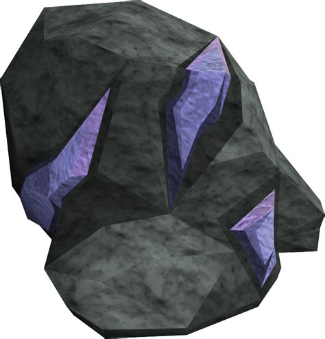 Mithril ore rocks | RuneScape Wiki | FANDOM powered by Wikia