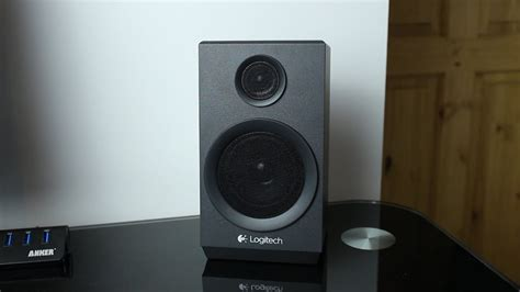 Logitech Z333 Speakers - Review - YouTube