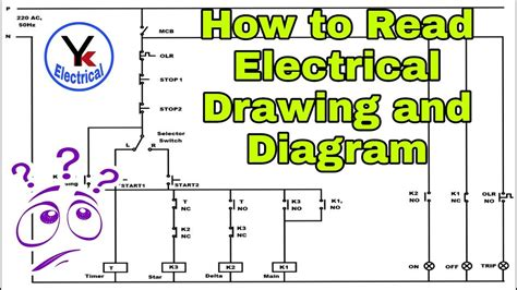 [DIAGRAM] How To Draw Electrical Diagrams With Smartdraw