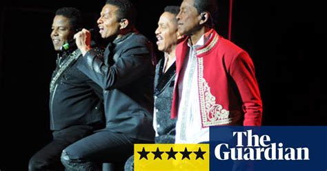 The Jacksons – review | Music | The Guardian