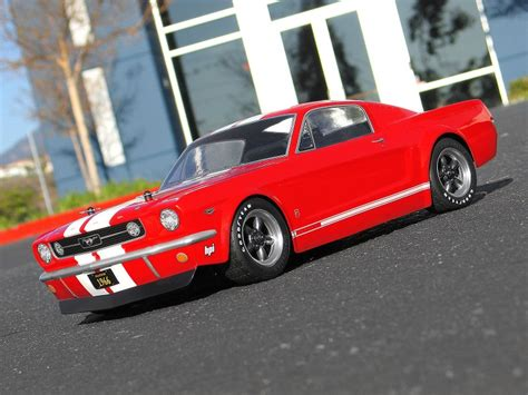#17519 1966 FORD MUSTANG GT BODY (200mm)