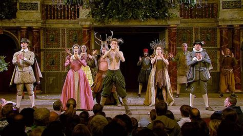 All the world's a stage: William Shakespeare plays go digital