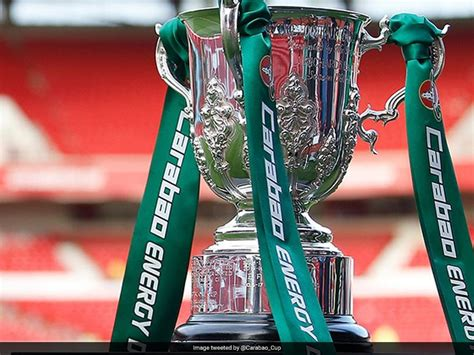 League Cup Draw: Liverpool Host Chelsea, Manchester City