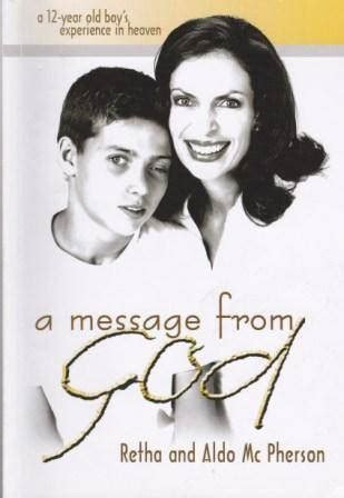 Retha McPherson's Message from Another God - (Part 1