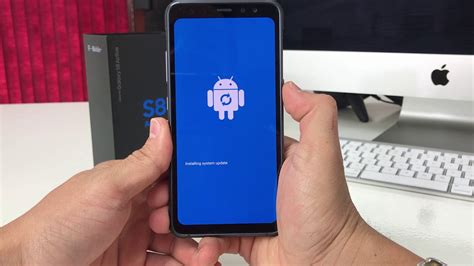 How To Reset Samsung Galaxy S8 Active - Hard Reset - YouTube
