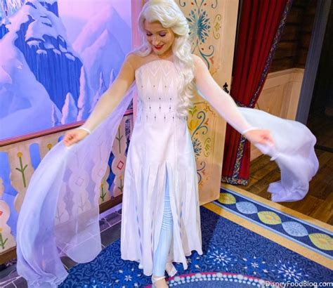 SPOILER ALERT! Wanna See Anna and Elsa's NEWEST Costumes