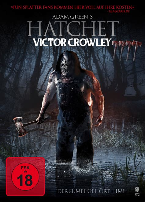 Hatchet – Victor Crowley - Film 2017 - Scary-Movies