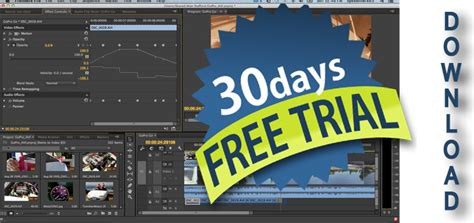 Try before you buy: the best video editing software - for free