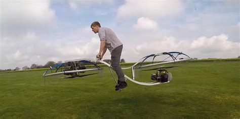 Colin Furze's Hoverbike Is A DIY Work Of Genius | HuffPost UK