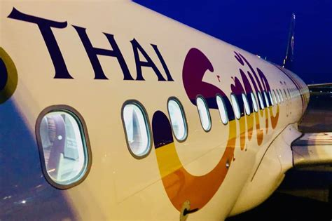 Review: Thai Smile Airways Plus Class from Bangkok to Siem