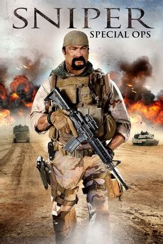 Sniper: Special Ops (2016) directed by Fred Olen Ray
