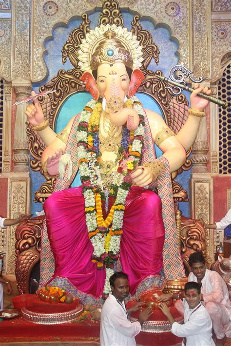 Shooting Lalbagh Chya Raja Since Almost 10 Years | These