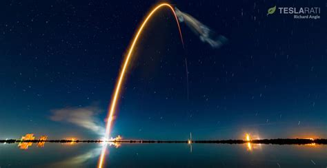 [Update] SpaceX rocket launch kicks off a potentially